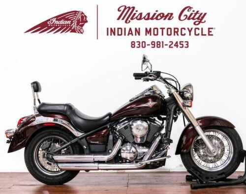 2012 Kawasaki Vulcan® 900 Classic -- Red for sale